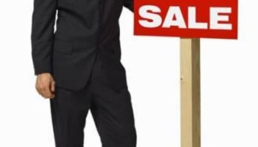 как продать себя