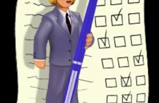 Тест на должность Менеджер по продажам