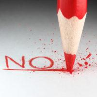 Слово «нет» в продажах и жизни
