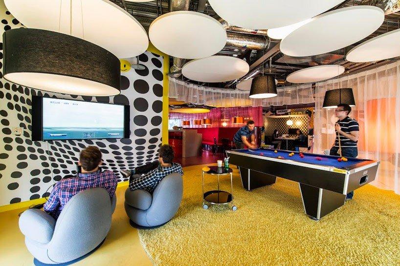 Дублинский офис Google