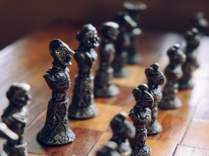 Основные стратегии поведения руководителей