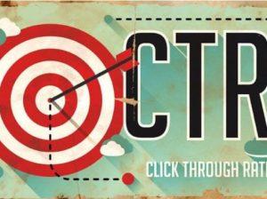 CTR показатель (кликабельность)