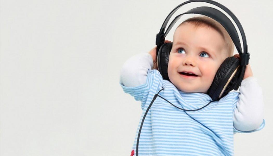 Прививаем малышу любовь к музыке