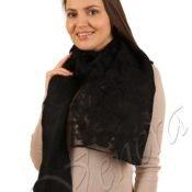 Палантин модная составляющая гардероба. Секреты ношения