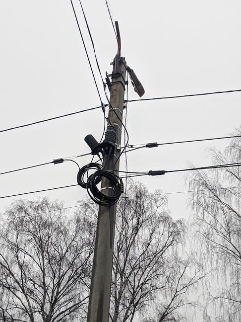Подключение к Интернету в частном секторе Ленинградской области по оптике