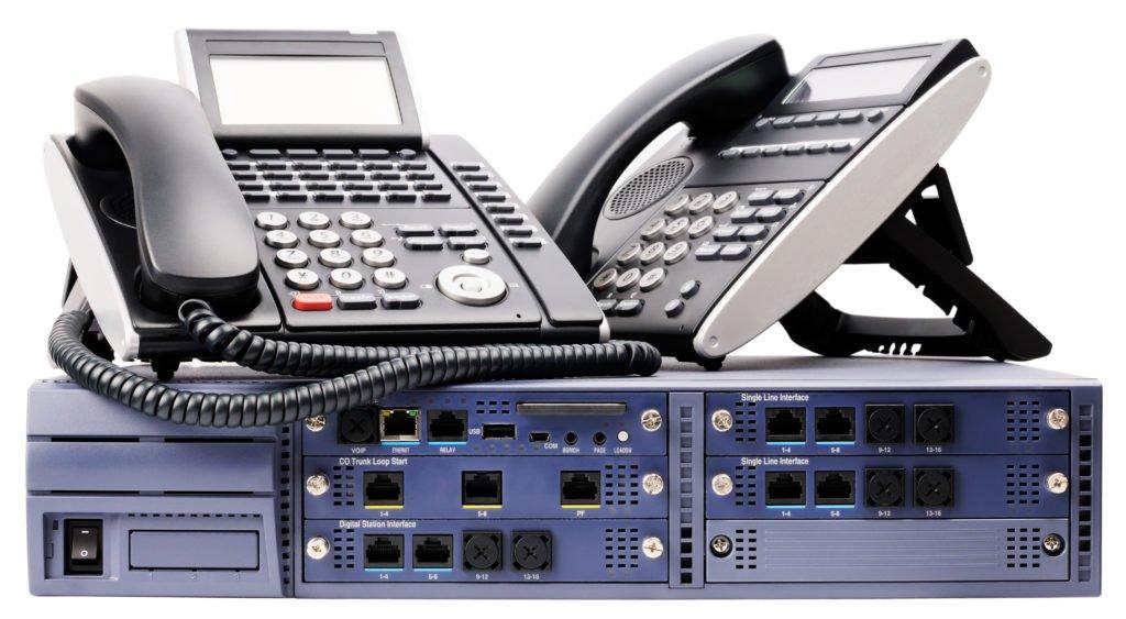 Современная Телефония в Отдел Продаж